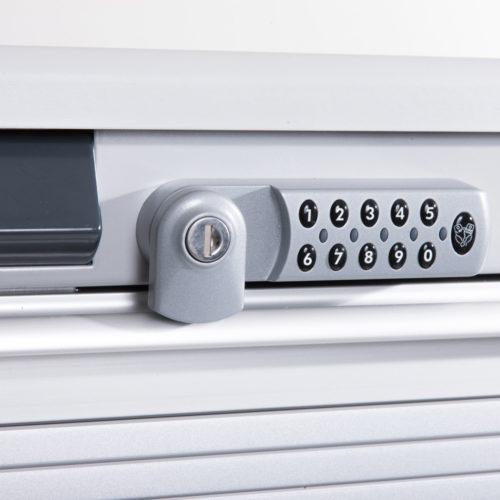 Medicart Roller Shutter-Electronic number lock-2