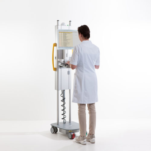 Roll-IT-Standing working position
