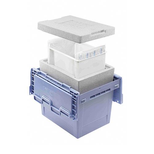 Thermo-isolatie set voor Medibox