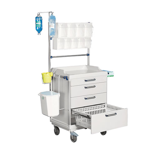 ScanCell® multifunctionele trolleys
