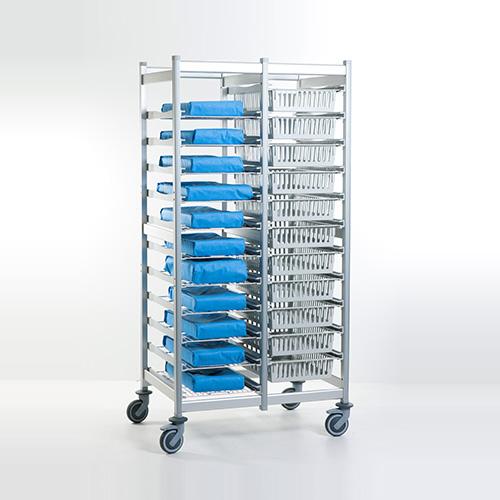UBeFlex® KD transportwagen